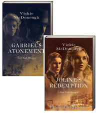 Land Rush Dreams 1-2 Gabriel's Atonement... Vickie McDonough (Paperback)