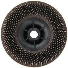"""3M Bristle disc 36 grit brown scotch brite 4 1/2"""" Best Rust Paint Remover cheap"""