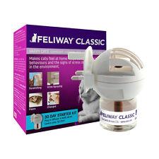 More details for feliway classic feline pheromone diffuser pack - 30 day starter kit