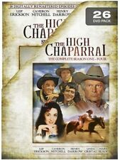The High Chaparral (DVD, 2018, 27-Disc Set)