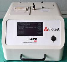 Biotest P52100 APC M3 Airbone Particle Counter
