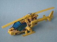 Matchbox Mission Chopper Helicóptero ejército Desierto SAS Juguete Modelo