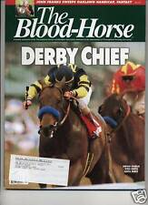 Blood Horse Indian Charlie-Real Quiet-Wagon Limit-Mott