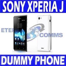 Nouveau Sony Xperia J Téléphone affichage mannequin-Blanc-Uk vendeur