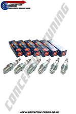 Uprated Set 6 x Colder NGK Iridium Spark Plugs HR7- For JZZ30 Soarer 1JZ-GTE