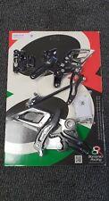 Bonamici Racing Rearsets, Kawasaki Z650,2017-2018 , As used by  KMR, Dan Cooper