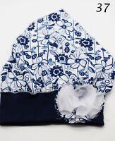 Baby Kids Toddler Girls Summer Hat Headscarf Elasticated Headband Bandana Cap