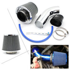Cold Air Intake Filter Induction Kit Pipe Power Flow Hose System Fit Car Auto