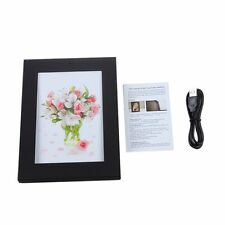 Black Photo Frame hidden SPY DVR Audio Video mini Camera Recorder Camcorder NEW