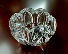Waterford Crystal ~ VOTIVE CANDLE HOLDER ~ BEAUTIFUL ~ GIFT GIVING PERFECT ~ NEW