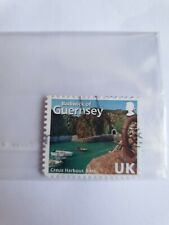 Collectible Royal Mail Guernsey Stamp