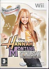Wii-Hannah Montana: Spotlight World Tour (Nintendo Wii, 2008)