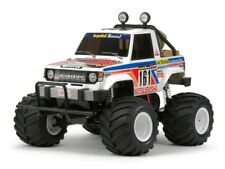 NEW Tamiya 1/10 RC Mitsubishi Montero Wheelie 2WD Off-Road Kit FREE US SHIP