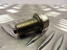 Suzuki DRZ 400 Engine oil sump drain bolt