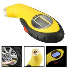 LCD Digital Tire Tyre Air Pressure Gauge Tester Tool For Auto Car Motorcycle  GA