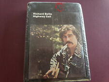 """Richard Betts (Allman Brothers) """"Highway Call"""" Factory Sealed 8-track"""