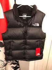 The North Face Men's Medium NWT Novelty Nuptse 700 Down Count Vest Msrp$179+