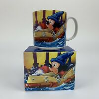Disney Classics Collection Fantasia 2009 Wrapped Vintage Mug Rare New & Boxed