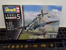 Revell-Germany    1:32  Spitfire Mk.Ixc   RMG3927-NEW
