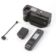 Meike MKA6300 Battery Grip 2.4G Wireless Remote Control for Sony a6300 ILCE-6300