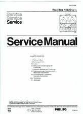 Philips Service Manual für N 4520 deutsch Copy