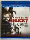 Curse of Chucky (Blu-ray/DVD, 2013, 2-Disc Set)