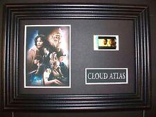CLOUD ATLAS Framed Movie Film Cell Memorabilia Compliments poster dvd book
