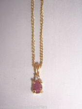 Diamante Gold Vintage Costume Jewellery (1980s)