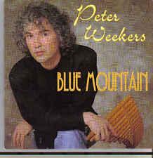 Peter Weekers-Blue Mountain cd single