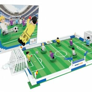 REAL MADRID Football Soccer Game Toy Construction Building Bricks Set Figures