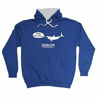I Just Love Tofu Sharkasm HOODIE hoody birthday gift nutrition shark fashion