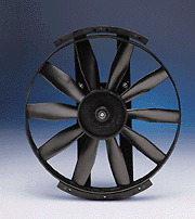 "12"" Flex-a-lite Thermo Fan - Reversible F20"