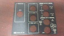 HP 8903B Rear Panel Option 001 NEW!