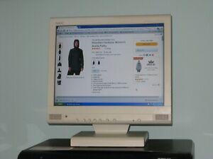 """NEC MultiSync 15"""" LCD 1550M VGA Monitor"""