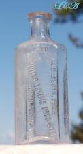 Scarce NORTH YAKIMA Drug Store bottle A. D. SLOAN North YAKIMA WASHINGTON