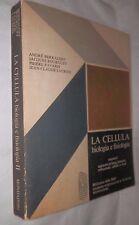 LA CELLULA Biologia e fisiologia Vol 2 Apparato di Golgi Andre Berkaloff Favard