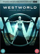 Westworld (Le labyrinthe)  Saison 1  NEUF FR