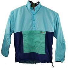 Chubbies Reversible Fleece Jacket Medium Very Good Condition Front Pocket
