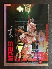 1998-99 UD ENCORE MJ23 #M3 MICHAEL JORDAN INSERT RARE