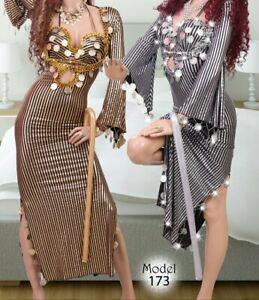 Bauchtanz kostüm tanzkleid kleid