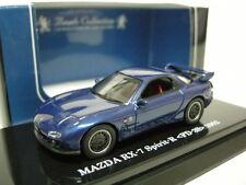 1:64 Kyosho Mazda RX-7 Spirit R FD3S 2002 Blue
