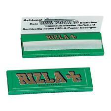 Rizla Zigarettenpapier, Grün, 50x50 Bl Pg.