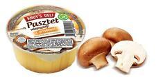 Andy's Deli-Pork Pate with Mushrooms 4.4 Oz, 125G (Gluten Free, No Msg) 24 Case
