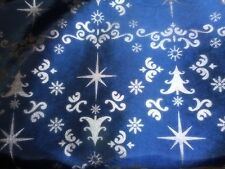 new christmas  fabric in per fat quarter 28x18 ins