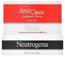 Neutrogena Rapid Clear Stubborn Acne Spot Treatment Cream 28g 1 fl