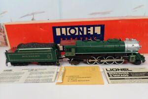 Lionel O Gauge 4501 FARR#4 Southern 2-8-2 Berkshire Steam Engine & Tender 6-8309