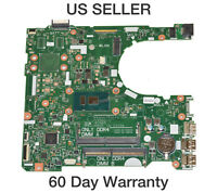Dell Inspiron 3567 Laptop Motherboard w/ Intel Core i3-7100U 2.4Ghz CPU RY2Y1