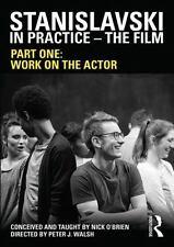 Stanislavski in Practice: the DVD by Nick O'Brien (2014, DVD-ROM)