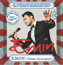 Emin CD 14 albums, 198 songs  Russian pop music