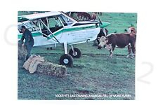 BELLANCA Scout Brochure Aircraft Factory Color Poster Collectable Print USA